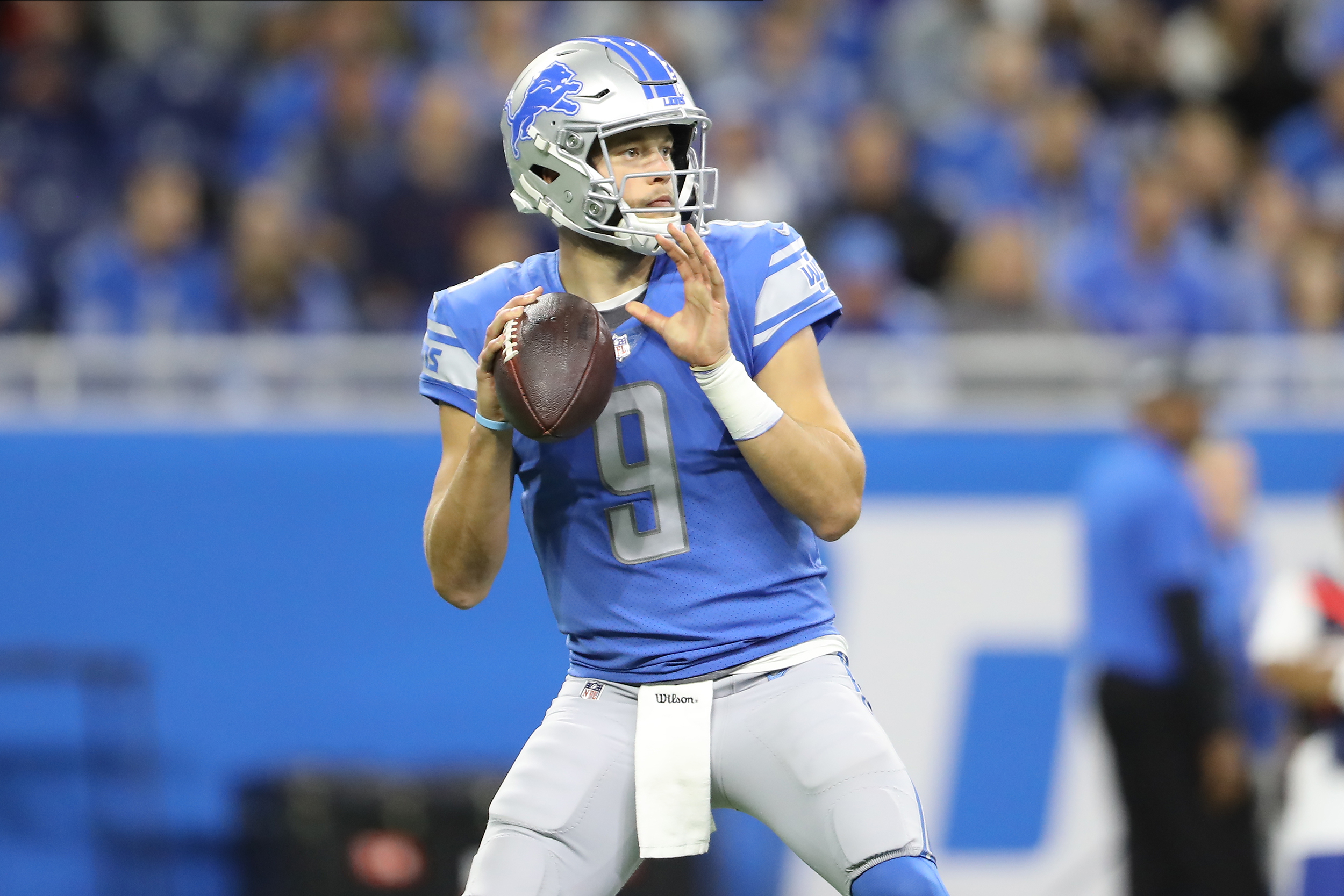 Detroit Lions Schedule 2020: Odds for each game