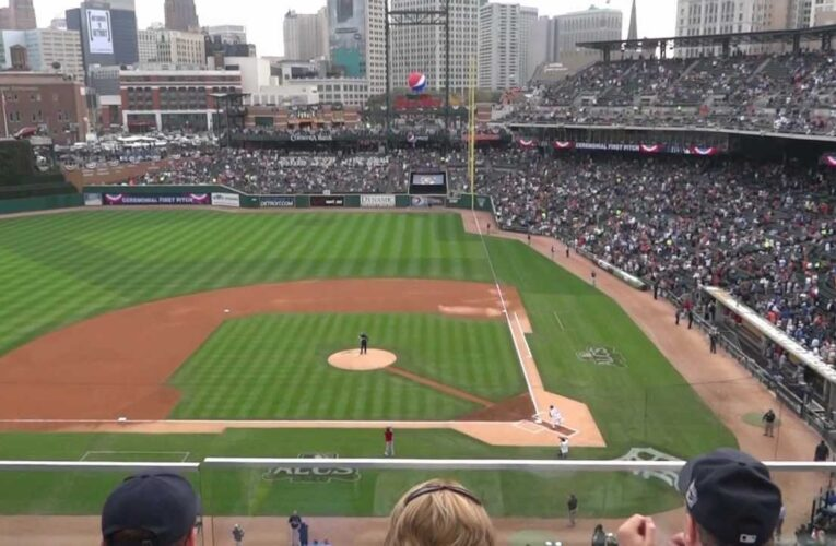 Detroit Tigers Become First MLB Team To Sign Sports Betting Deal