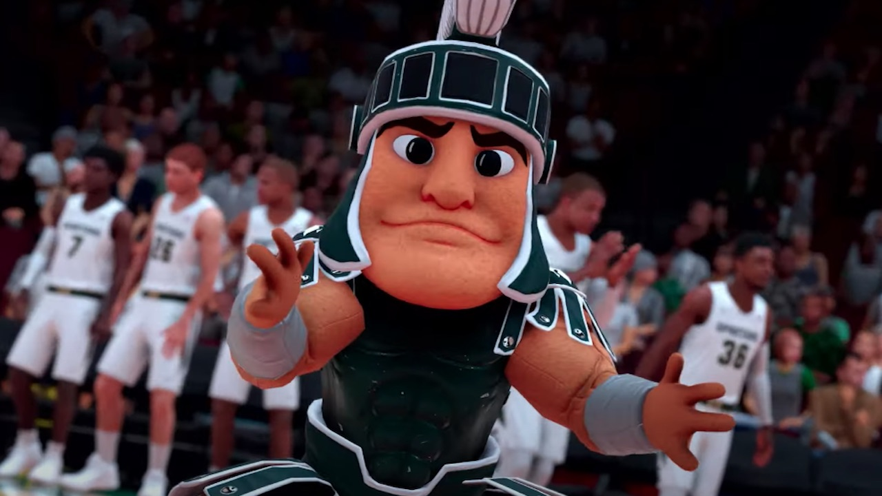 NBA 2K21 College Teams: 10 Squads Including Spartans, Bulldogs Featured in New MyCareer Mode