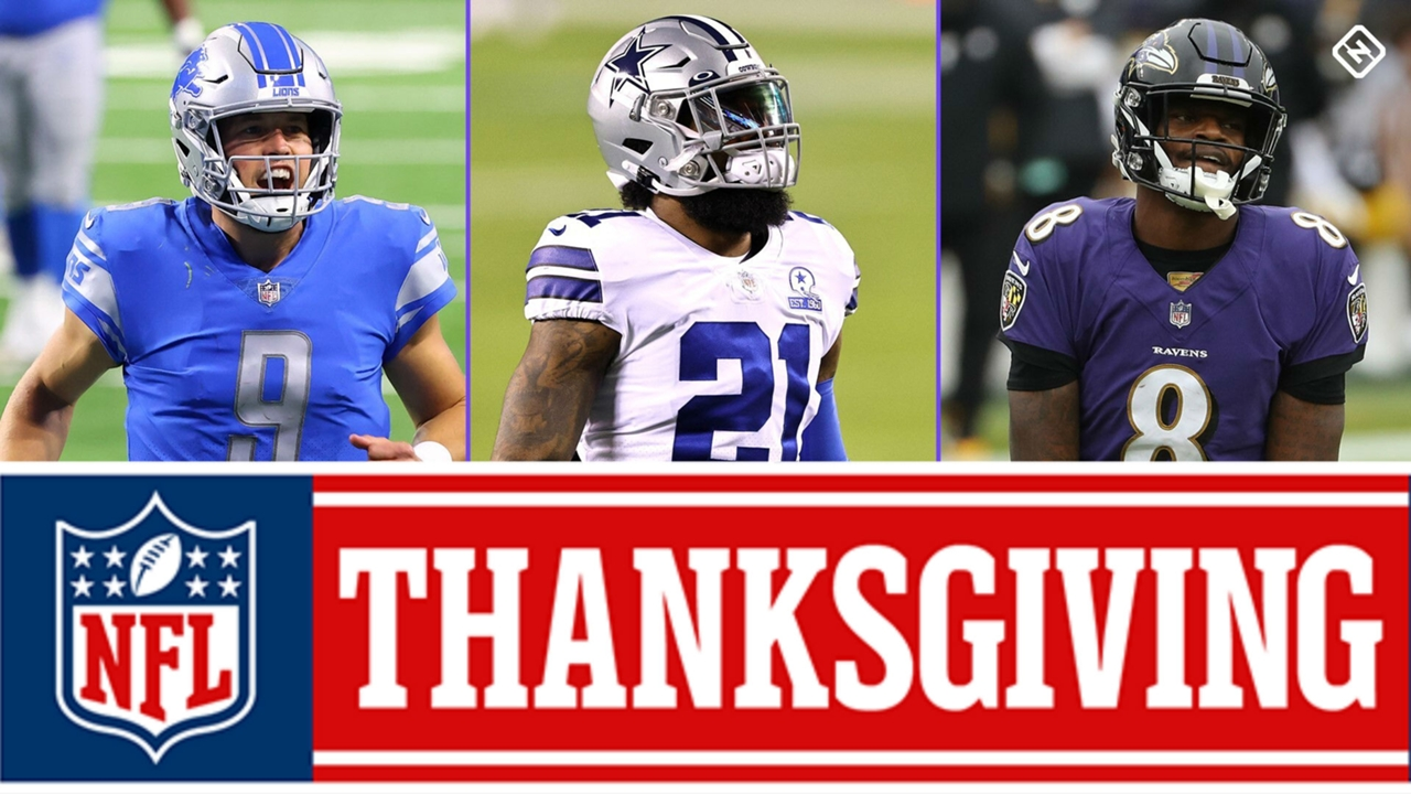 Which Teams Play on Thanksgiving Day 2020? NFL Schedule, Odds & How To Watch Live