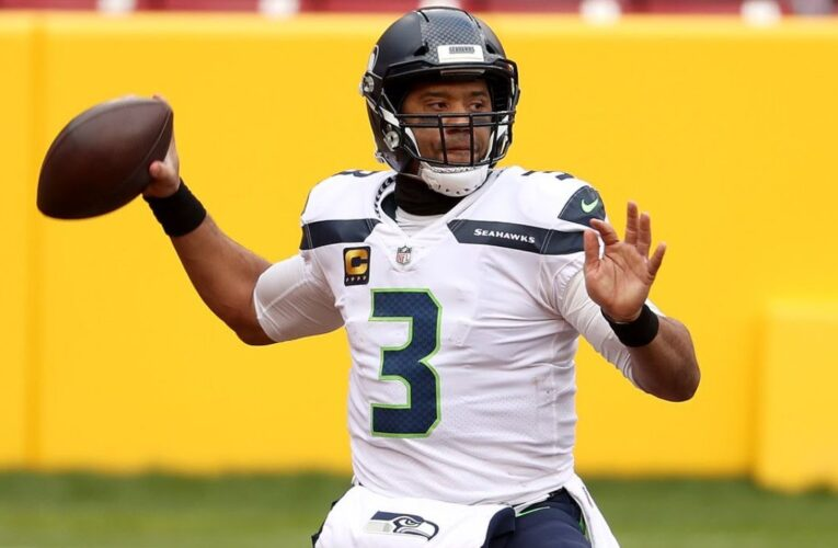 Russell Wilson Trade Rumors: Raiders, Cowboys Lead Odds to Land Star QB