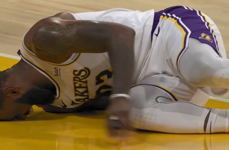 NBA Conference & Championship Odds Update: Will the LeBron James Ankle Injury Hurt Lakers' Chances?