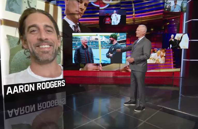 Aaron Rodgers, Kenny Mayne Interview Confronts Issues With Packers, Ends In Hilarious 'Controversy' (Video)